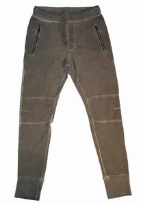Blue Pepper jogg pants oildye wash vrouw&man desert