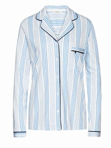 Cyell sale 50% pyjamajasje mixed stripe lavendel maat 36