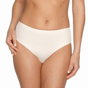 Prima Donna lingerie - Satin tailleslip / short in ivoor