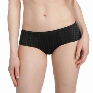 Marie Jo Avero lingerie, bijpassende trendy short in zwart