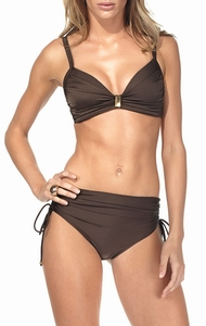 Sedna sale Esmer beugelbikini D cup in chique bruin 36 & 38