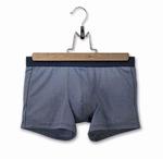 Hom sale Elegance Denim blue jean boxer brief  jeans maat L