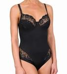 Felina Conturelle Provence body met beugel zwart F cup