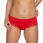 Prima Donna Couture hotpants hipster in red kiss rood