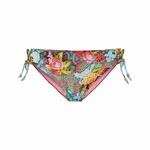 Cyell Gypsy Rose hoge bikinislip met koordjes