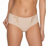 Madison Prima Donna, short / hotpants met kant in huid