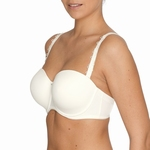 Prima Donna Perle strapless bh in natuur CDE