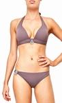 Sedna sale Sakari padded push up bikini, Earth C cup C    xl