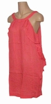 Reyberg sale Lisa dress roesel strandjurk coral