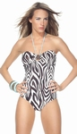 Sedna Yaban Sale strapless swimsuit badpak maat 38