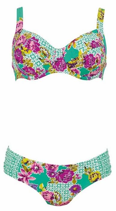0db09c869b7ec2 Rosa Faia bikini met stevige G cup. Grote cupmaten bikini